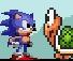 Sonic Mario világban
